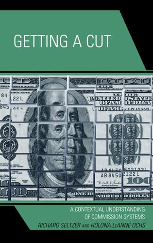 Cover image for the book Getting a Cut: A Contextual Understanding of Commission Systems