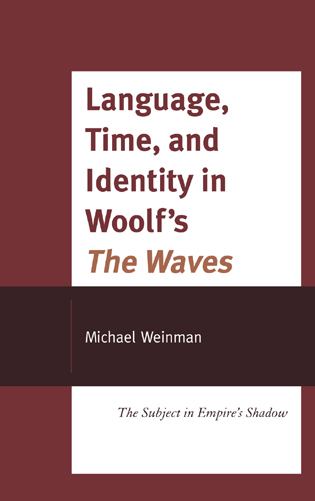 Cover image for the book Language, Time, and Identity in Woolf's