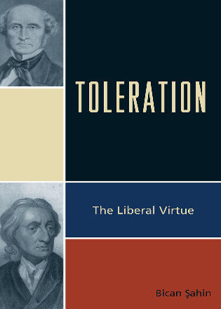 Cover image for the book Toleration: The Liberal Virtue