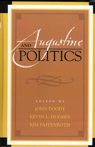 Cover image for the book Augustine and Politics