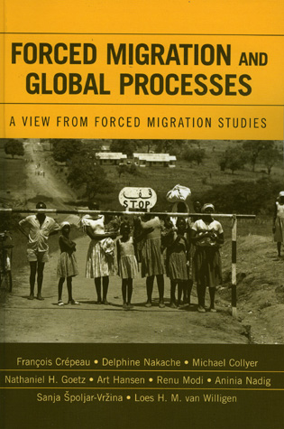 Cover image for the book Forced Migration and Global Processes: A View from Forced Migration Studies