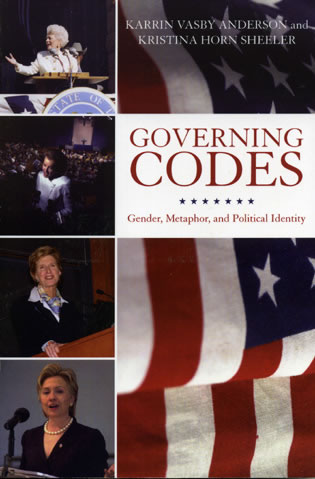 Cover image for the book Governing Codes: Gender, Metaphor, and Political Identity