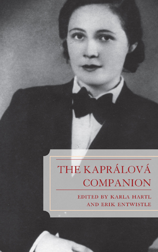Cover image for the book The Kaprálová Companion