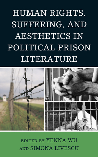 Cover image for the book Human Rights, Suffering, and Aesthetics in Political Prison Literature