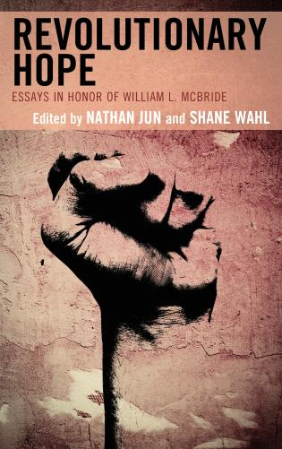 Cover image for the book Revolutionary Hope: Essays in Honor of William L. McBride