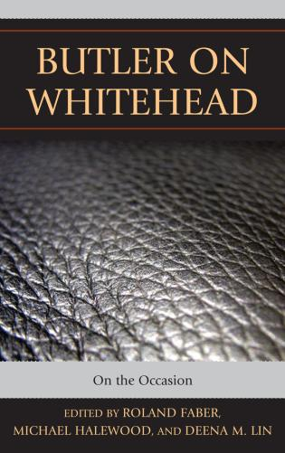 Cover image for the book Butler on Whitehead: On the Occasion