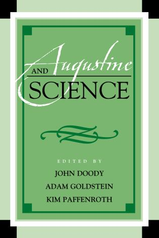 Cover image for the book Augustine and Science