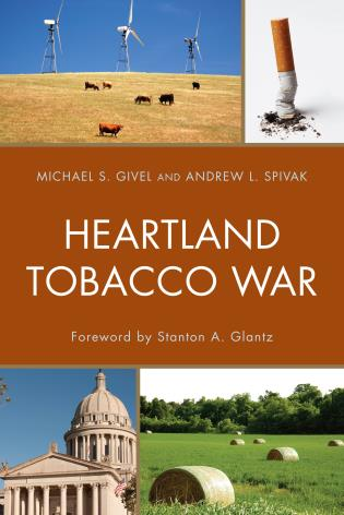 Cover image for the book Heartland Tobacco War