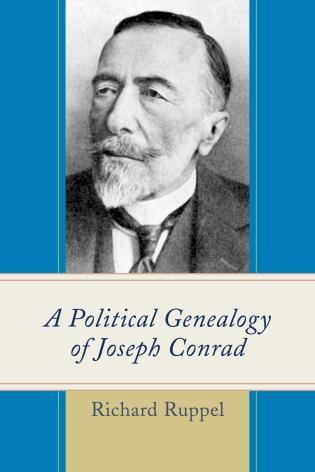 Cover image for the book A Political Genealogy of Joseph Conrad