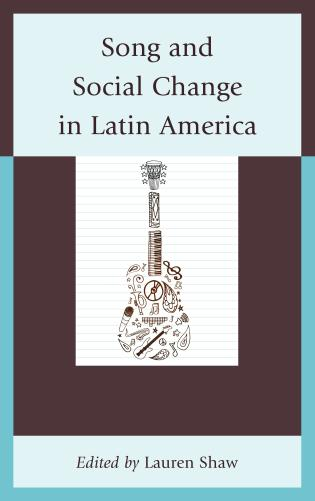 Cover image for the book Song and Social Change in Latin America