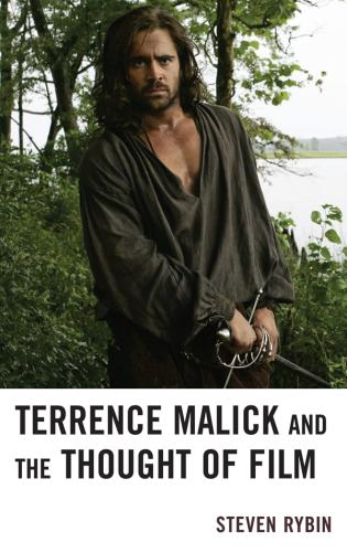Cover image for the book Terrence Malick and the Thought of Film
