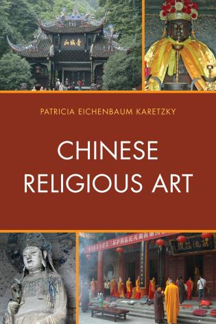 Cover image for the book Chinese Religious Art