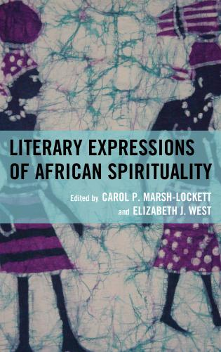 Cover image for the book Literary Expressions of African Spirituality