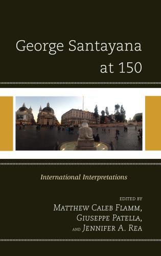 Cover image for the book George Santayana at 150: International Intepretations