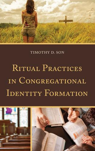 Cover image for the book Ritual Practices in Congregational Identity Formation