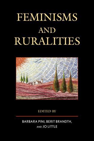 Cover image for the book Feminisms and Ruralities