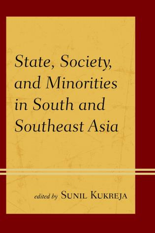 Cover image for the book State, Society, and Minorities in South and Southeast Asia