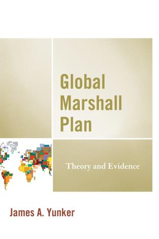 Cover image for the book Global Marshall Plan: Theory and Evidence
