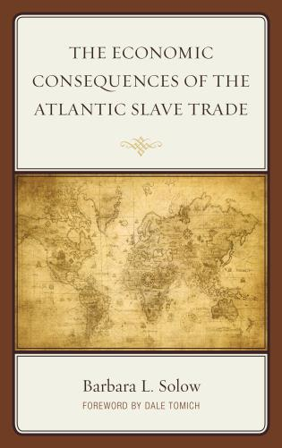 Cover image for the book The Economic Consequences of the Atlantic Slave Trade