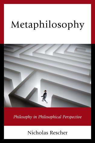 Cover image for the book Metaphilosophy: Philosophy in Philosophical Perspective