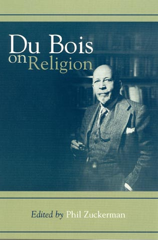 Cover image for the book Du Bois on Religion