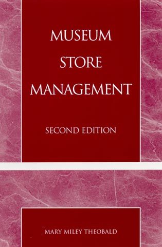 Cover image for the book Museum Store Management, 2nd Edition