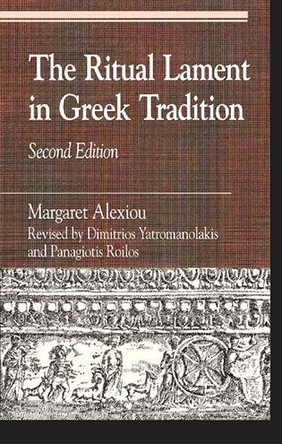 Cover image for the book The Ritual Lament in Greek Tradition
