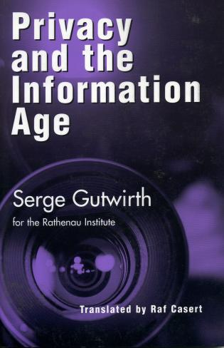 Cover image for the book Privacy and the Information Age