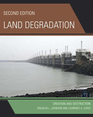 Cover image for the book Land Degradation: Creation and Destruction, Second Edition