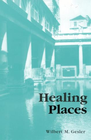 Cover image for the book Healing Places