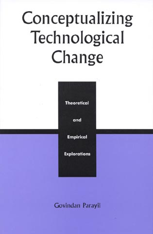 Cover image for the book Conceptualizing Technological Change: Theoretical and Empirical Explorations