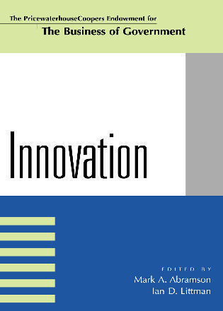 Cover image for the book Innovation