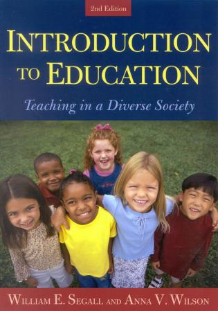 Cover image for the book Introduction to Education: Teaching in a Diverse Society, Second Edition