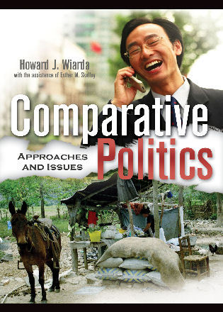 Cover image for the book Comparative Politics: Approaches and Issues