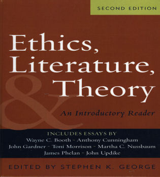Cover image for the book Ethics, Literature, and Theory: An Introductory Reader