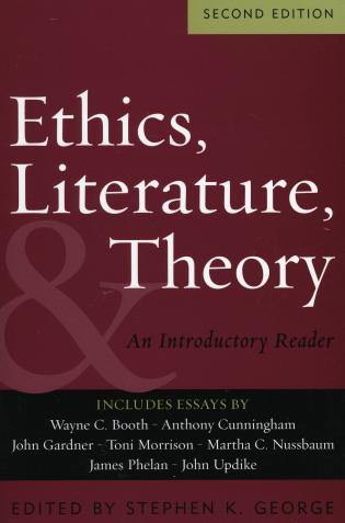 Ethics literature and theory an introductory reader ethics literature and theory fandeluxe Gallery