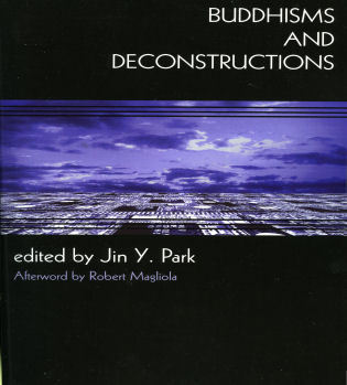 Cover image for the book Buddhisms and Deconstructions