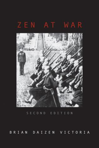 Cover image for the book Zen at War, Second Edition