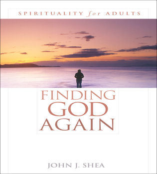 Cover image for the book Finding God Again: Spirituality for Adults