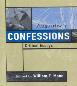 Cover image for the book Augustine's Confessions