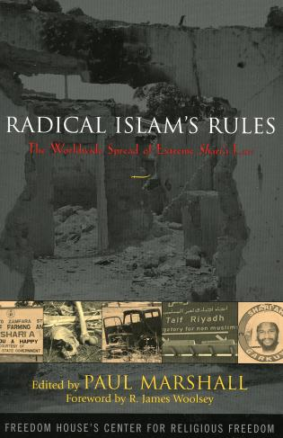 Cover image for the book Radical Islam's Rules: The Worldwide Spread of Extreme Shari'a Law