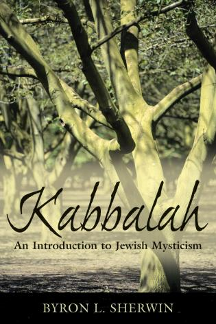 Cover image for the book Kabbalah: An Introduction to Jewish Mysticism