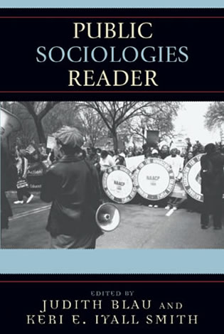 Cover image for the book Public Sociologies Reader