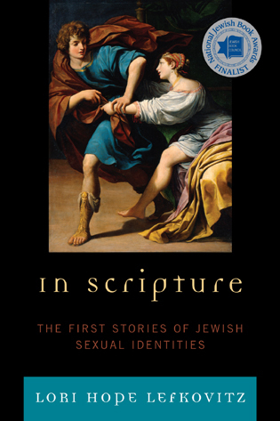 Cover image for the book In Scripture: The First Stories of Jewish Sexual Identities