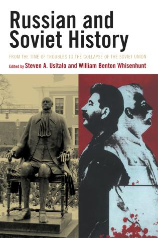 Cover image for the book Russian and Soviet History: From the Time of Troubles to the Collapse of the Soviet Union
