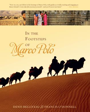 Cover image for the book In the Footsteps of Marco Polo