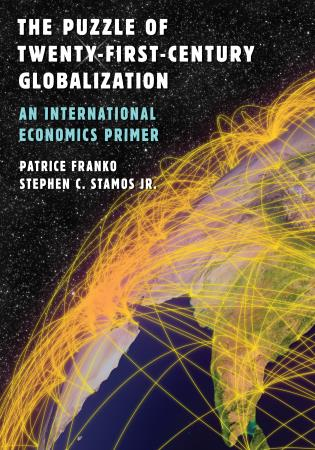 Cover image for the book The Puzzle of Twenty-First-Century Globalization: An International Economics Primer