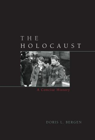Cover image for the book The Holocaust: A Concise History