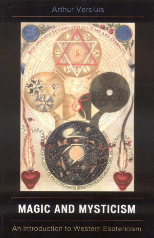 Cover image for the book Magic and Mysticism: An Introduction to Western Esoteric Traditions
