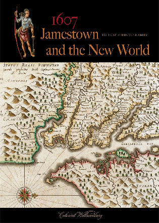 Cover image for the book 1607: Jamestown and the New World